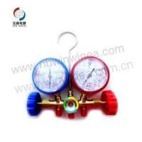 Buy cheap R22 R134A R410A Brass Manifold Gauge Set from wholesalers