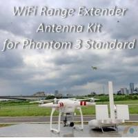 Buy cheap WiFi Range Extender (4X) for DJI Series -Phantom 3 Standard from wholesalers