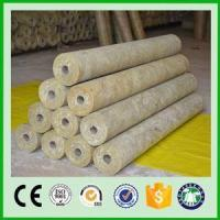 Buy cheap Rock Wool Pipes Applications for Installations HVAC System Industry and Building Steam Pipe from wholesalers