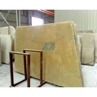 Buy cheap Yellow Onyx Marble from wholesalers