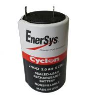 Buy cheap 0800-0004 Battery by Enersys Cyclon 2 Volt 5.0 AH Sealed Rechargeable X Cell product