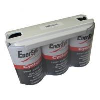 Buy cheap 0800-0102 6 Volt 5.0 AH 1x3 X Cell Battery - Enersys Cyclon Hawker product