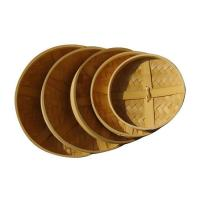 Buy cheap kitchen wares Bamboo steamer No.: EHBS003 from wholesalers