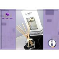Buy cheap Professional Aroma 80ml Essential Oil Reed Diffuser Gift Set from wholesalers