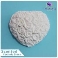 Buy cheap Car Air Freshener Elegant Plaster Scented Ceramic ODM service product