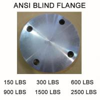 Buy cheap ANSI FLANGE (4) ANSI/ASME B16.5 BLIND FLANGE from wholesalers