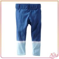 Buy cheap color design cotton kids leggings from wholesalers