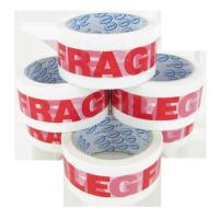 Buy cheap Parcel Tapes Librhi Printed Tape from wholesalers