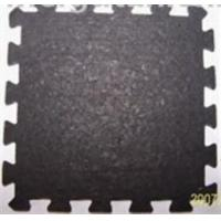 Buy cheap rubber floor tile B-04 from wholesalers