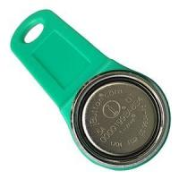 Buy cheap Magnetic iButton with Green Key Fob from wholesalers