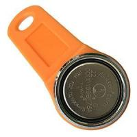 Buy cheap Magnetic i-Button Key with Orange Fob from wholesalers