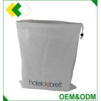 Buy cheap High qualiry custom bamboo velvet drawstring pouch bag from wholesalers