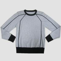 Buy cheap Knitted mens pullover sweater Y211 from wholesalers