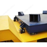 Buy cheap on-rail heat resistant scrap metal handling system from wholesalers