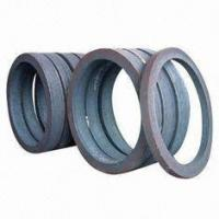 Buy cheap High Tolerance Stainless Steel Forged Rings / Alloy Steel Retaining Ring for Chemical , ASTM AISI from wholesalers