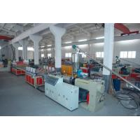 Buy cheap PVC foamed board extrusion line from wholesalers
