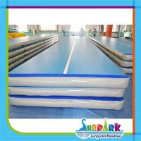 Buy cheap 12m Korea DWF Inflatable Gym Mat for Sale from wholesalers