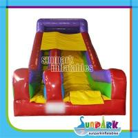 Buy cheap Big Inflatable Toys Slides for Children from wholesalers