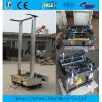 Buy cheap wall cement plastering machine from wholesalers