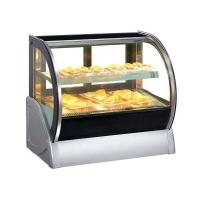Buy cheap Round Glass Table Top Pastry Showcase from wholesalers