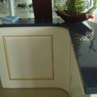 Buy cheap Marble Kitchen Table brown honed emperador calacatta gold calcutta gold from wholesalers