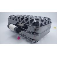 Buy cheap Metal Mesh Box Frame Crystal Clutch Purse Frame from wholesalers