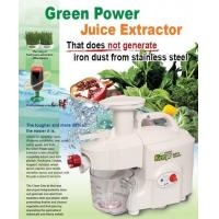 Buy cheap Notice Board GreenPower Juicer product