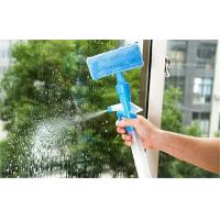 Buy cheap Glass Window Cleaning brush with spray pipe, wiper brush Home / glass window brush from wholesalers
