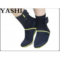 Buy cheap 2.5mm Neoprene Beach Short Socks for Activities Keep Warmthy from wholesalers