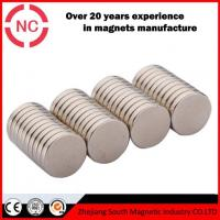 Buy cheap Neodymium magnet, various shapes are available, high performance from wholesalers