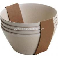 Buy cheap Super large salad bowl has gorgeous color FOB product