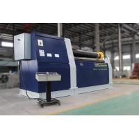 Buy cheap Plate Rolling machine W12 Series Hydraulic CNC 4-Roller Rolling Machine from wholesalers