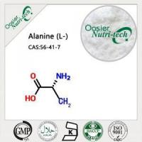 Buy cheap Amino Acids Alanine (L-) from wholesalers