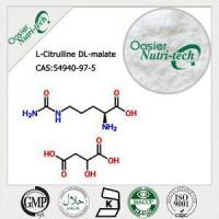 Buy cheap Amino Acids L-Citrulline DL-malate from wholesalers