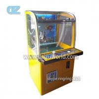 Buy cheap Children toy crane machine/Coin operated toy crane/Gift machine from wholesalers