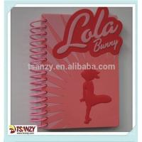 Buy cheap mp-016 Custom pvc fancy notebook, soft pvc note pad , plastic memo pad from wholesalers
