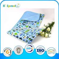 Buy cheap Printed Flannel Baby Changing Pad from wholesalers