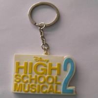 Buy cheap Customized pvc keychain for promotion gift from wholesalers