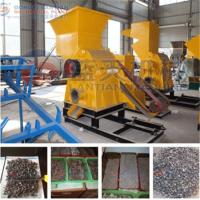 Buy cheap Waste paint pot metal crusher from wholesalers
