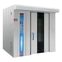Buy cheap Commercial Bakery Equipment 32trays Electric Rotary Rack Oven from wholesalers