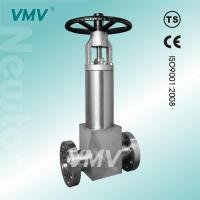Buy cheap Self Sealing For High Pressure Bellows Gate Valve from wholesalers