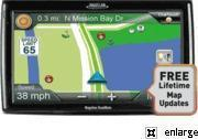 Buy cheap Magellan RoadMate RV9145-LM Giant-Screen GPS w/ Lifetime Maps from wholesalers