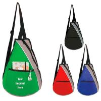 Bags Teardrop Slingpack - Personalization Available