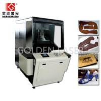 Buy cheap Laser Etching Machine for Leather Engraving from wholesalers