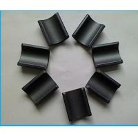 Buy cheap arc neodymium magnet epoxy coated arc NdFeB magnet for magnet crane from wholesalers