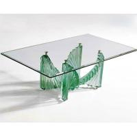 Buy cheap Living room furniture modern glass table in dinning/coffee table for sale from wholesalers