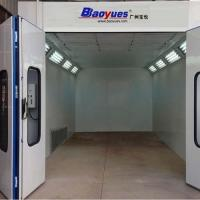 Buy cheap Side Downdraft Spray Booths from wholesalers