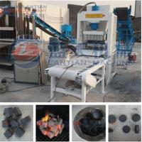 Buy cheap Hydraulic bamboo charcoal briquette machine from wholesalers