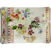 Patterned ACRYLIC SERVING TRAY SMALL