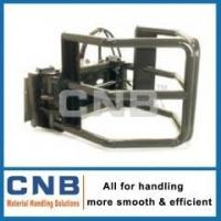 Buy cheap Forklift dumping hoppers CNB forklift forks attachment from wholesalers